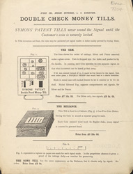 Advert For H. C. Symons' Tills